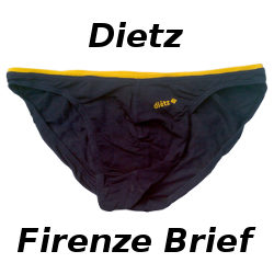 Review: Dietz Firenze Bikini Brief