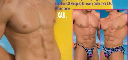 Prevail Sport New Rio Swim Print