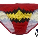 Sluggers Classic Swim Brief Front