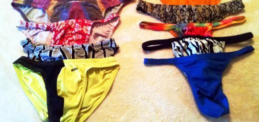 more acceptable bikini thong