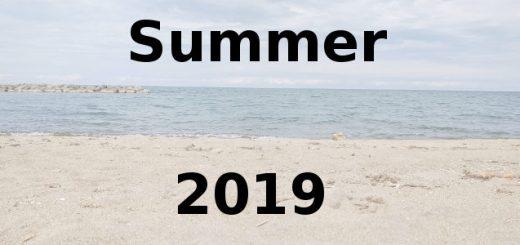 Summer 2019 in a Swim Brief