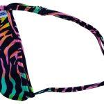 Candyman Animal Print G-String 99170 Pouch