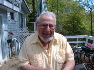 """Alan Brylawski, known far and wide as """"Mr. B"""", was the last operator of the Point Lookout Hotel, and owned the former Mr. Donut in Lexington Park for 20 years before retiring and selling his business. The CHESAPEAKE photo"""