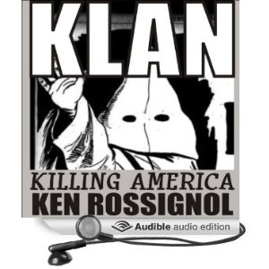 KLAN: Killing America now available as eBook, paperback and audio book