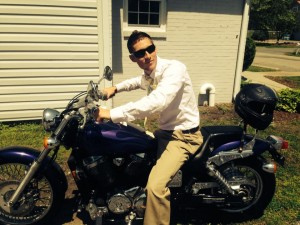 Josh Rediger, who recently participated in a Chesapeake Bay cleanup, began working for an Annapolis landscaping and lawn care firm was with a friend on a boating trip when they died.