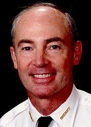 Talbot County Sheriff Dallas Pope