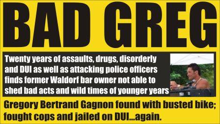 Bad Greg gagnon