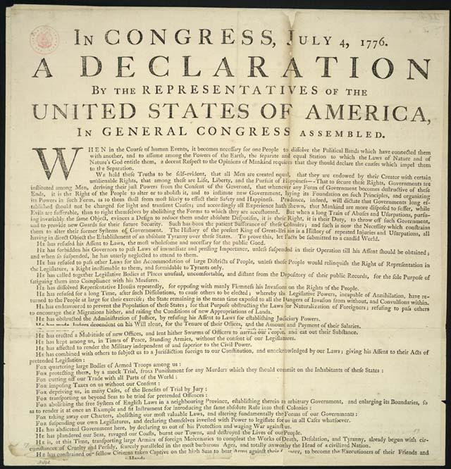 Final Declaration