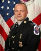 PG Police Officer Jarrod Salvestrini District II