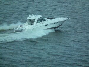 Pleasure boating on The Chesapeake Bay can be a great time but for some, a great peril. THE CHESAPEAKE TODAY photo