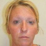 Renae Huber Salisbury PD shoplifting 072214