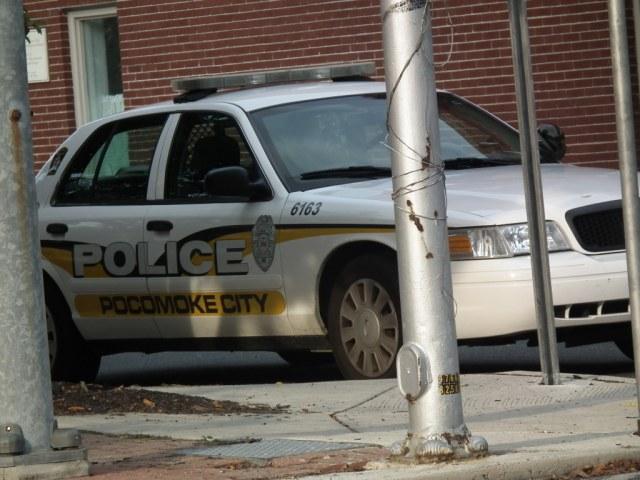 Pocomoke City Police