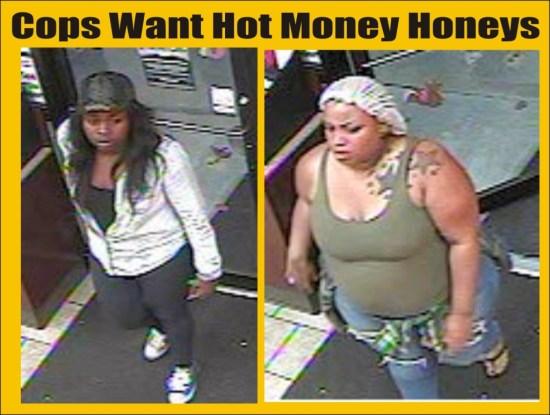 Cop want hot money honey