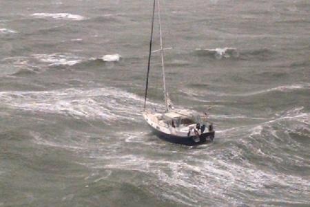Mary Kay rescue of three and pets near Cape Charles Va 102214