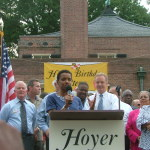 U. S. Rep. Donna Edwards. THE CHESAPEAKE TODAY photo