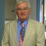 St. Mary's County Commissioner President Elect Randy Guy THE CHESAPEAKE TODAY PHOTO