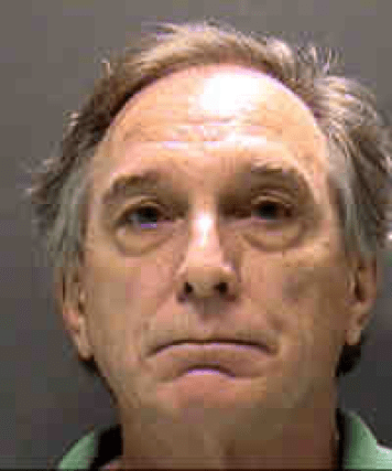 Harry Walsh booking photo 112912