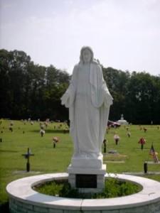 Historyland Cemetery vandalized in King George