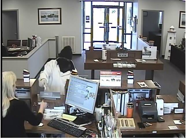 BB&T Bank Robbery Princess Anne, Md. Dec. 10, 2014.