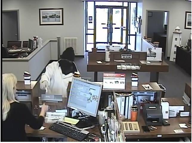 BB&T Bank Robbery Princess Anne, Md. Dec. 10, 2014.