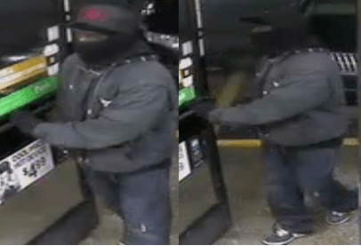 C Store robbery Capitol Heights 012715