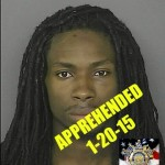Antonio Chase has been arrested in connection with shootings in Lexington Park, Sidney Strain is still on the loose.