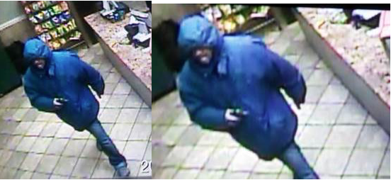 Landover Handover robber with gun gets no loot PGPD 011415