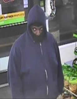 Royal Farms armed robber sought by FBI reward offered