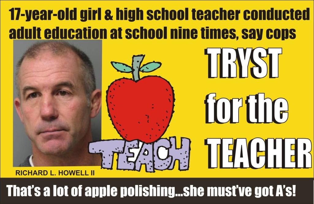 Tryst for the teacher