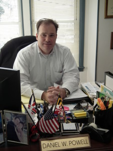 Somerset County States Attorney Daniel W. Powell  THE CHESAPEAKE TODAY photo