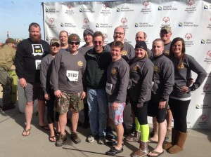 Isle of Wight deputies and staff raising money for Special Olympics