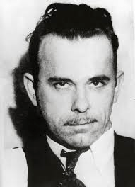 John Dillinger gunned down by FBI