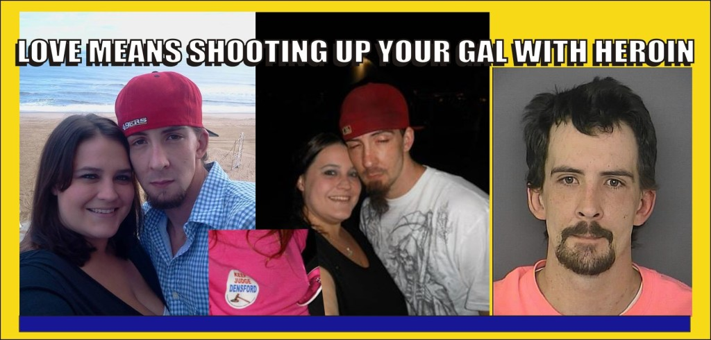 Love means shooting up your gal with heroin