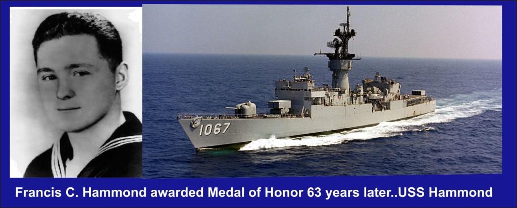 Francis Hammond Korean War Medal of Honor