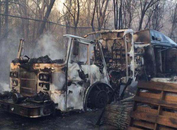 How can the fire department justify this mess  Did someone leave with the ignition keys? Kentland lays out what happened.