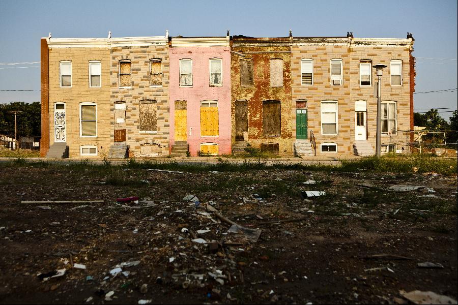 Baltimore Crime population is 628,848 violent crime 1,417 per 100,000 residents Forbes