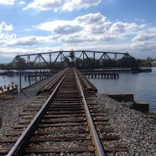 photo from Bridgetender of CSX bridge over Curtis Bay shows its a safe bet that any boater on the creek would not be surprised it exists.