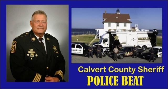 Calvert County Sheriff Police Beat
