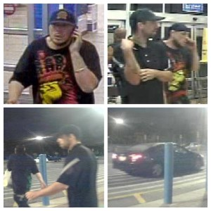 Burglars using stolen credit cards in Anne Arundel County