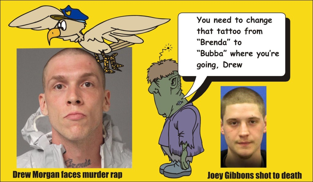 Drew Morgan charged with shooting death of Joey Gibbons in Lothian Md