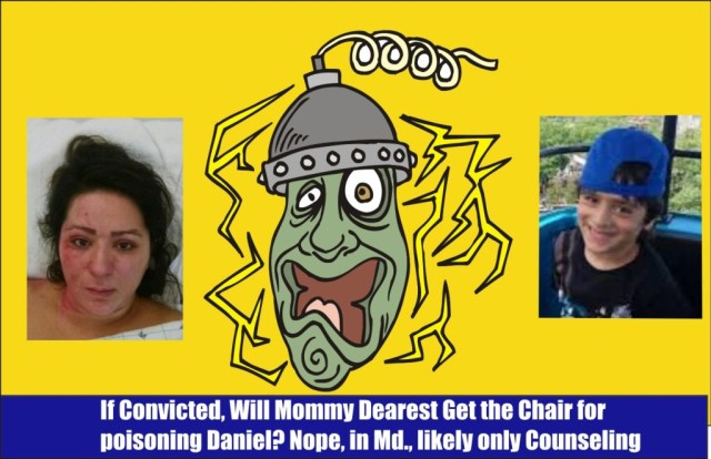 Mommy dearest charged with poisoning and torching her son Daniel Dana