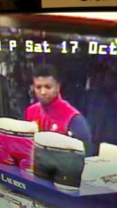 Macys Robbery Suspect in Dover Del.