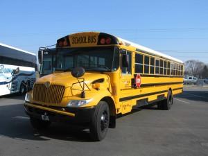 Dawson Bus Service school bus