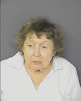 Rose Anne Nelson 80 of Calif. Md. DUI arrest by Dep. J. Smith on 110815