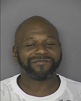 Donte Lavon Banks 42 DUI arrest on 120515 by St. Mary's Deputy M Rodgers