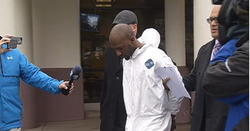 Killer of baby and mother in Fort Washington Md. Photo courtesy of NBC 4 News in Washington.
