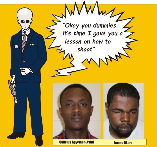 UMES SHOOTING SUSPECTS