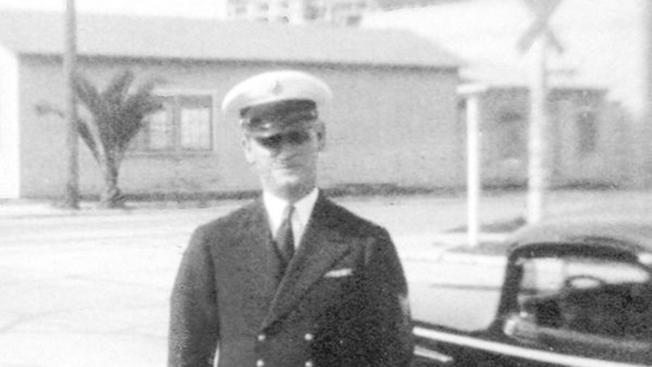 Chief Petty Officer Albert Hayden on the USS Oklahoma was killed in sneak Jap attack on Pearl Harbor on Dec. 7 1941