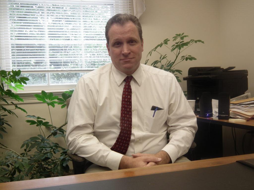 Caroline County Circuit Court Judge Jonathan Newell. THE CHESAPEAKE TODAY photo