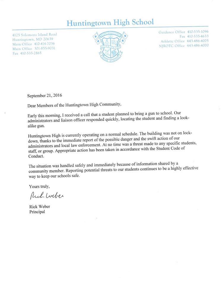 huntingtown-school-gun-report-from-principal-rick-weber